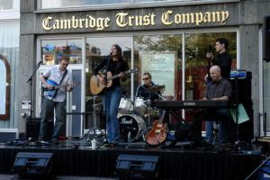 Liz Carlisle LiveArts First BandFest Harvard