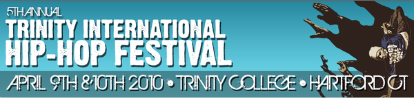 Notable records KRS-One at Trinity International Hip-Hop Festival