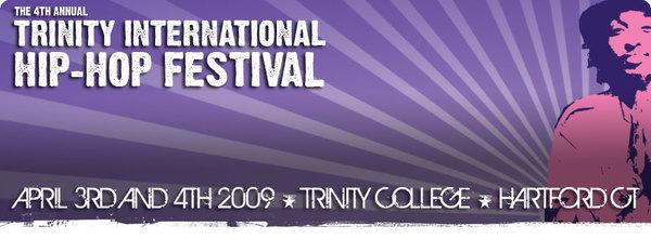 Notable prepares to record the Trinity Hi-Hop festival
