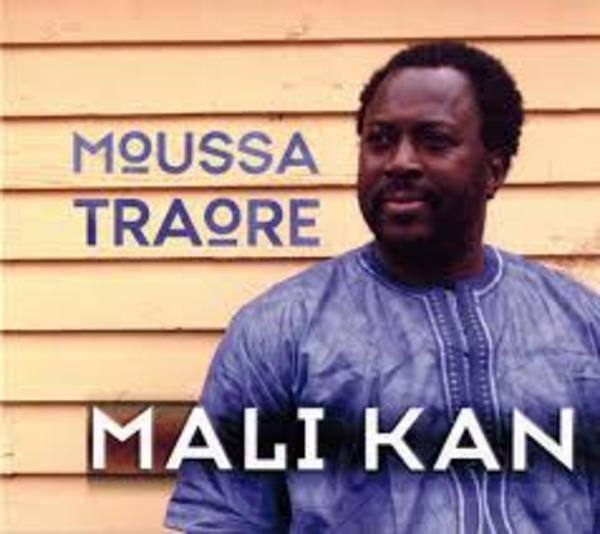 Djembe player Moussa Traore releases quotMali Kanquot