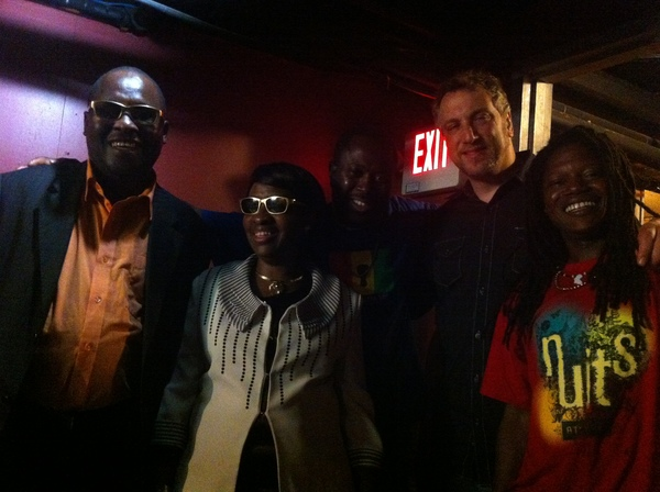 Notable with Amadou and Miriam