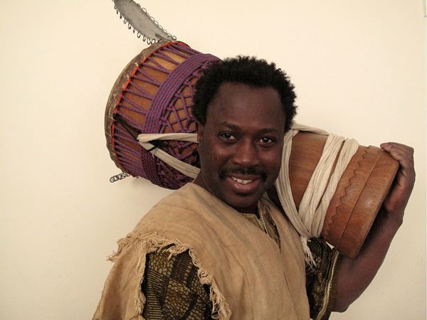 Notable Artist Moussa Traore nbspBerklee Performance Center November 3