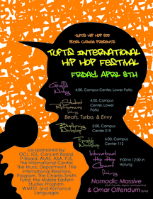 Tufts University International Hip Hop Festival