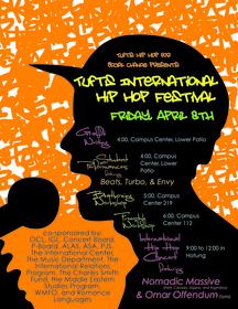 Tufts University International Hip Hop Festival