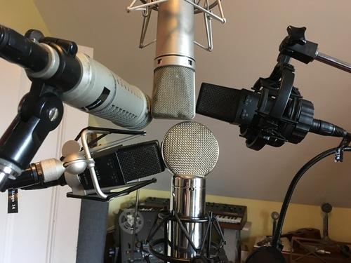 vocal recording image