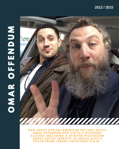 Omar Offendum at Notable and at Berklee College of Music