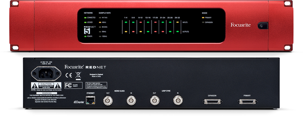 Focusrite RedNet 5 for sale used