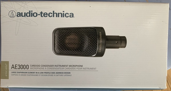 AudioTechnica AE3000 2 units for Sale