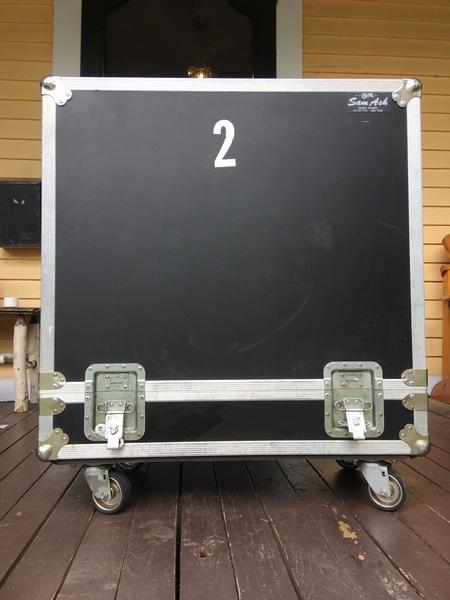 Roland JC120 Amp Touring ATAstyle Case