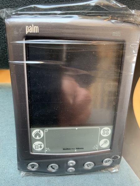 PALM Pilot m505 Vintage Personal Organizer in immaculate Conditions