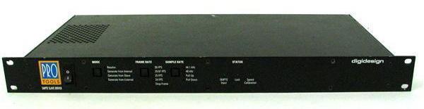 Digidesign SMPTE SLAVE DRIVER SSD for Sale USED