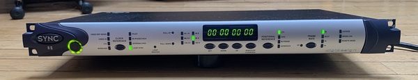 Digidesign Sync HD nbsp
