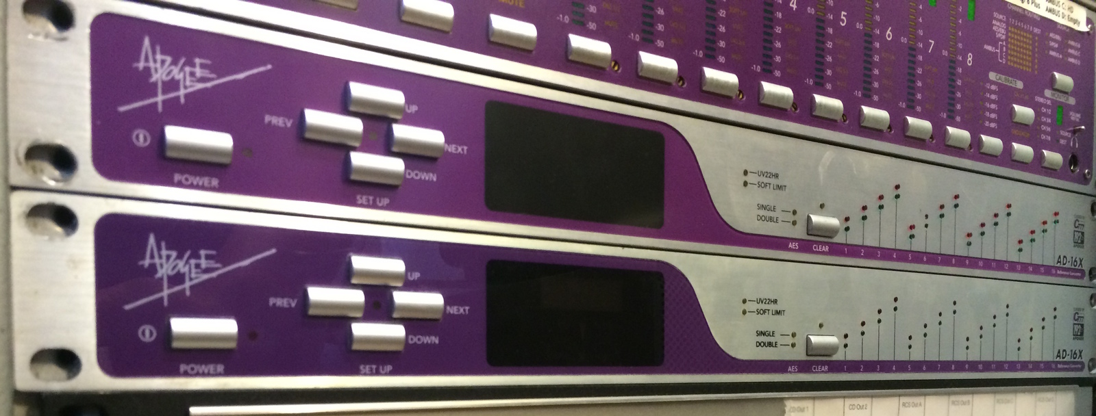Apogee AD16X 16 Channel Audio Interface