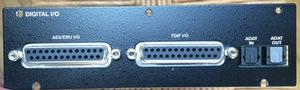 Avid Pro Tools HD Digital IO Card for HDIO