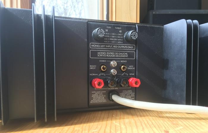 Bryston 4B Amplifier