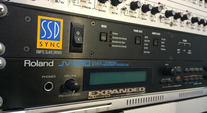 Digidesign SSD Sync