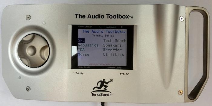 TerraSonde Audio Toolbox ATB3C 1300