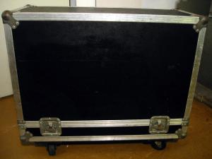Roland JC120 ATA style case with wheels Also fits Vox AC30