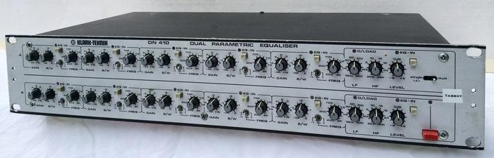 Klark-Teknik DN410 2 units