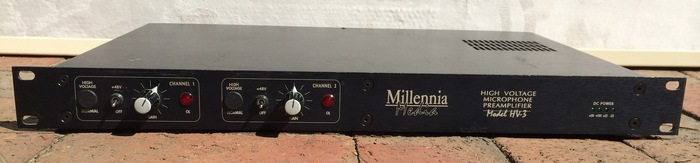 Millennia Hv3 nbspMicrophone Preamp for sale use