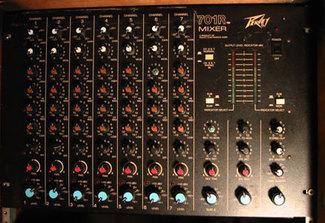 Peavey 701R Mixer f