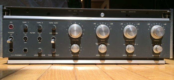 REVOX B750 Integrated Amplifier