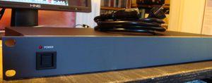 Tascam DA-78 Impedance Conversion Box