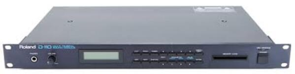 Roland D110 Synthesizer