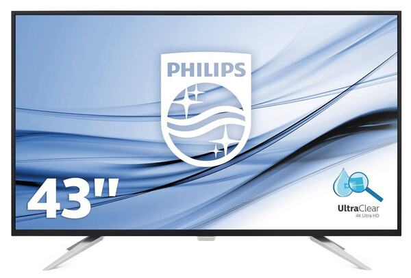 Philips BDM4350UC 43quot LED Monitor Brand New in Box 400 or Best Offer before Xmas
