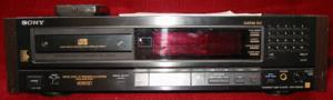 Sony 608 ESD CD Player